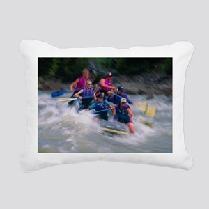 Whitewater rafting - Pillow