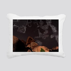 Constellations in a night sky - Pillow