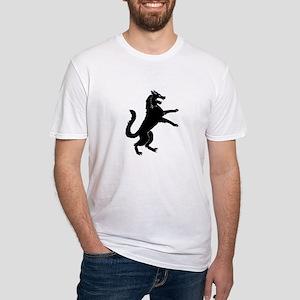 Stark Direwolf Fitted T-Shirt