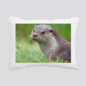 European otter - Pillow