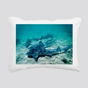 Female leopard sharks - Pillow