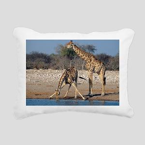 Giraffes - Pillow