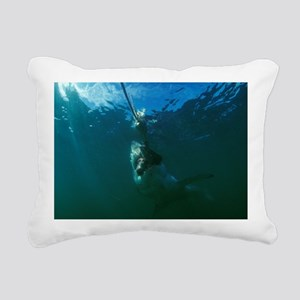 Great white shark - Pillow