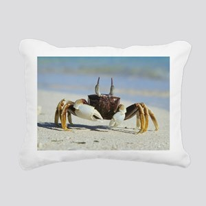 Horned ghost crab - Pillow