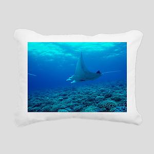 Manta ray - Pillow