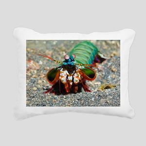 Mantis shrimp - Pillow