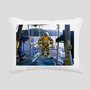 Newtsuit rescue diver - Pillow