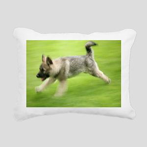 Norwegian elkhound puppy - Pillow
