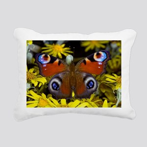 Peacock butterfly - Pillow