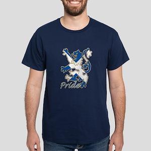Scots Lion Rampant Pride Dark T-Shirt