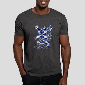 Scots Lion Rampant Caledonia Dark T-Shirt