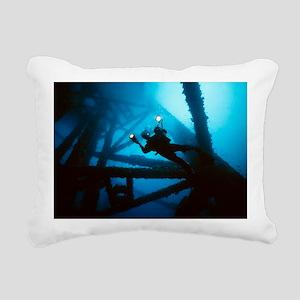 Scuba diver - Pillow