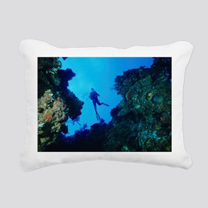 Scuba divers - Pillow