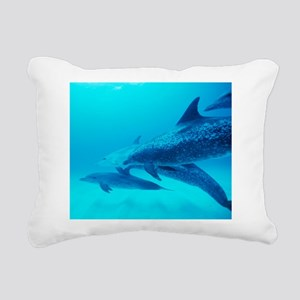 Spotted dolphins - Pillow