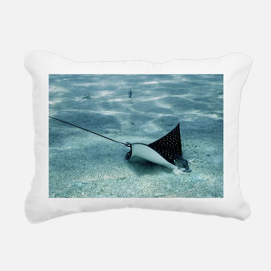 Spotted eagle ray - Pillow