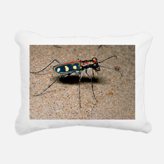 Tiger beetle - Pillow