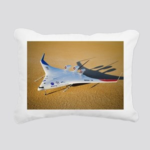X-48B Blended Wing Body aircraft model - Pillow