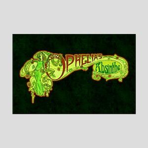 Art Nouveau Style Ophelia's Absinthe Mini Poster P