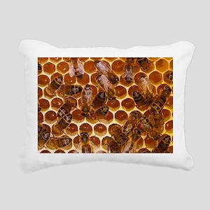 Worker honeybees - Pillow