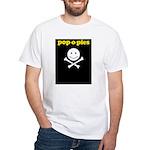 2 Sided Pop-O-T-Shirt (white)