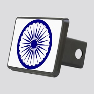 Royal Indian AF roundel 1945-1950 Rectangular Hitc