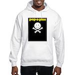 2 Sided Pop-O-Hooded Sweatshirt