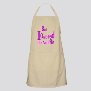 But I Ordered The Souffle Apron