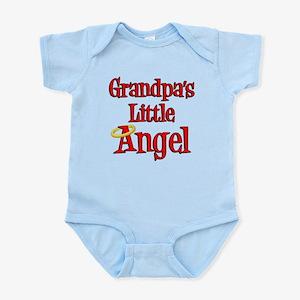 Grandpas Little Angel Infant Bodysuit