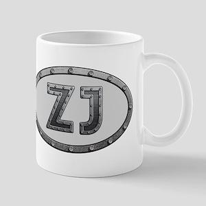 ZJ Metal Mug