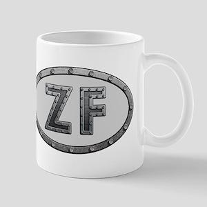 ZF Metal Mug