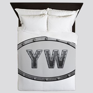YW Metal Queen Duvet
