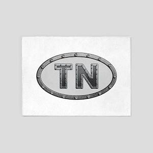TN Metal 5'x7'Area Rug