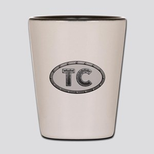 TC Metal Shot Glass