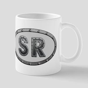 SR Metal Mug