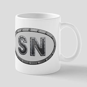 SN Metal Mug
