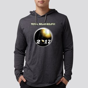 Total Solar Eclipse August 21 20 Mens Hooded Shirt