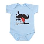 I Mustache You a Question Infant Bodysuit