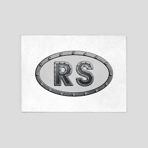 RS Metal 5'x7'Area Rug