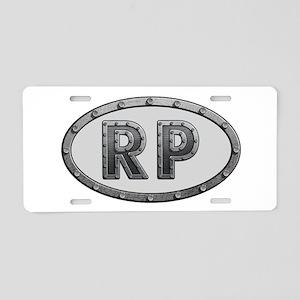 RP Metal Aluminum License Plate