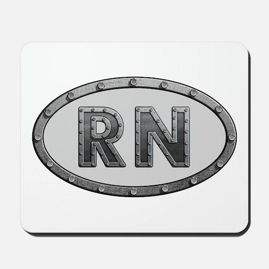 RN Metal Mousepad