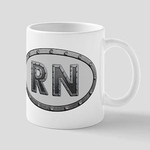 RN Metal Mug