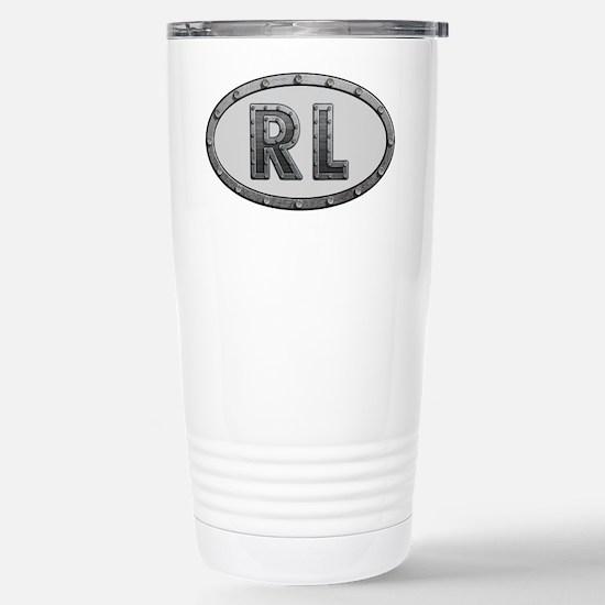 RL Metal Stainless Steel Travel Mug