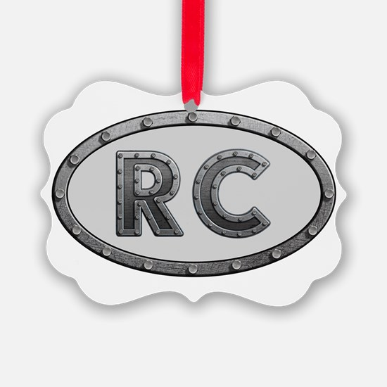 RC Metal Ornament