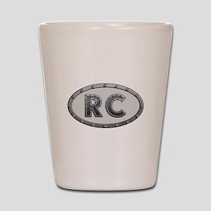 RC Metal Shot Glass