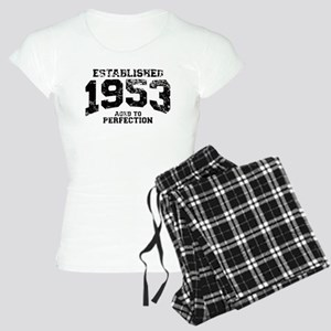Established 1953 - Aged to perfection Women's Ligh