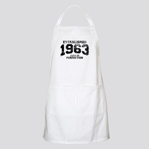 Established 1963 - Aged to perfection Apron