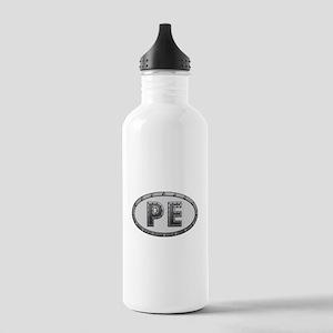 PE Metal Stainless Water Bottle 1.0L