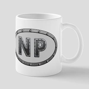 NP Metal Mug