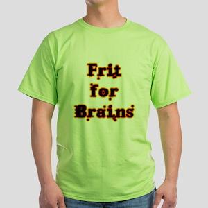 frit for brains cap tshirt T-Shirt T-Shirt