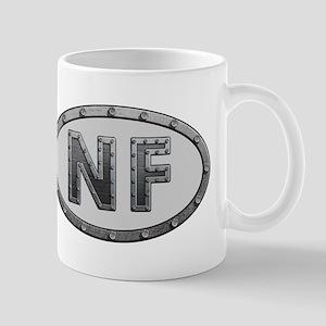 NF Metal Mug